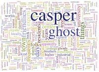 Chapter One word cloud