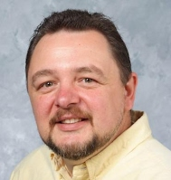Photo of Dr. Kevin Tharp