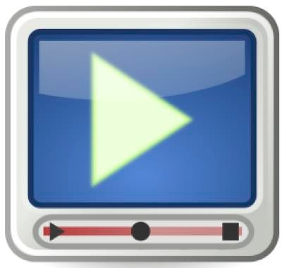 Video Clip Art Image