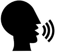 Voice search clip art image