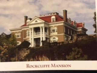 Rockcliffe Mansion Postcard 1