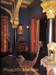 Rockcliffe Mansion Postcard 4