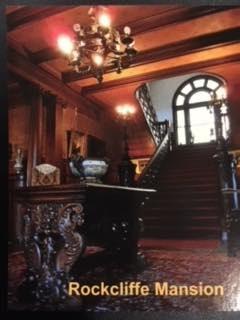 Rockcliffe Mansion Postcard 5