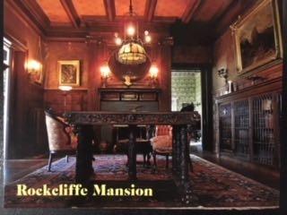 Rockcliffe Mansion Postcard 2